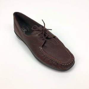 SAS Moccasin Leather Shoe